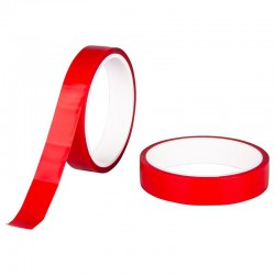 Adhesive tape clear extra thin 12mm (2,5m)