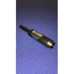 Snijdraad vierkant 0,6mm op kunst. haspel (50m)