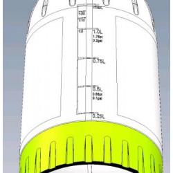 Kabel 2m 230V tbv Vaporizer KRK-300