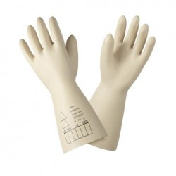Handschoen Latex Electrosoft cat. 0 tot 1000V mt10