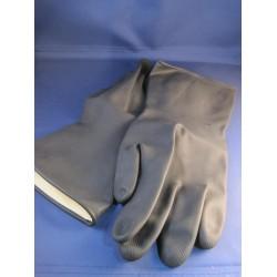 Lashandschoen geitenleder 15cm kap mt11