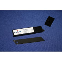 Reservemessen Excel Black18mm LBB-10 tbv 501303/4 (10st)