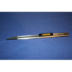 Snijmes klein RVS SAC-1 (9mm mes)