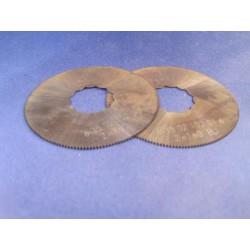 Polijstblok P1500 (geel/groen)