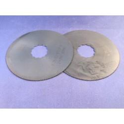 Polijstblok Carbon P1500 (blauw)