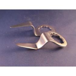 Schuurband 457x20mm k80 (10st)