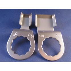 Schuurband 2000x75mm k60 (10st)