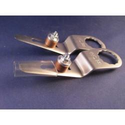 Schuurband 2000x75mm k120 (10st)