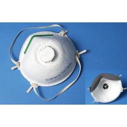 Stofmasker FFP2D Boemerang  met ventiel (10st)