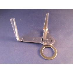 Gasmondstuk conisch CL150