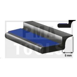 Gasmondstuk conisch geschroefd 11mm Merkle