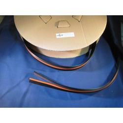 Binnenkabel teflon blauw/0,8 CL150 5,4m