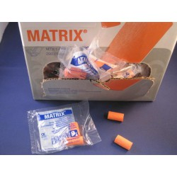 Oordopjes Matrix oranje (200 paar)