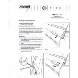 Accessoiresset tbv slagtrekker 540413/6 M21x2