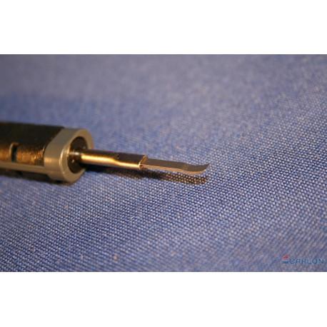 Schroefpuntplaten AlMgSI recht (100st)
