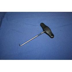 Aanlaspunt tbv spotter 6,7x50mm