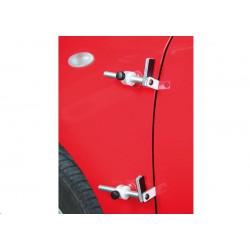 Electrodehouder cylindrisch 16mm tbv schroefpuntplaten