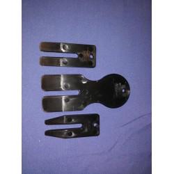 Niet S-vorm Brake-a-way 0,7mm Hot Stapler (100st)